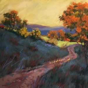 In the Crowell Gallery: November: VT Pastel Society