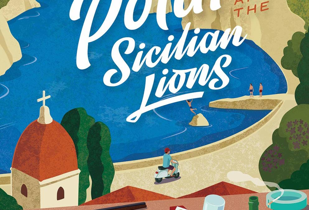 Book Club: Aunt Poldi & The Sicilian Lions