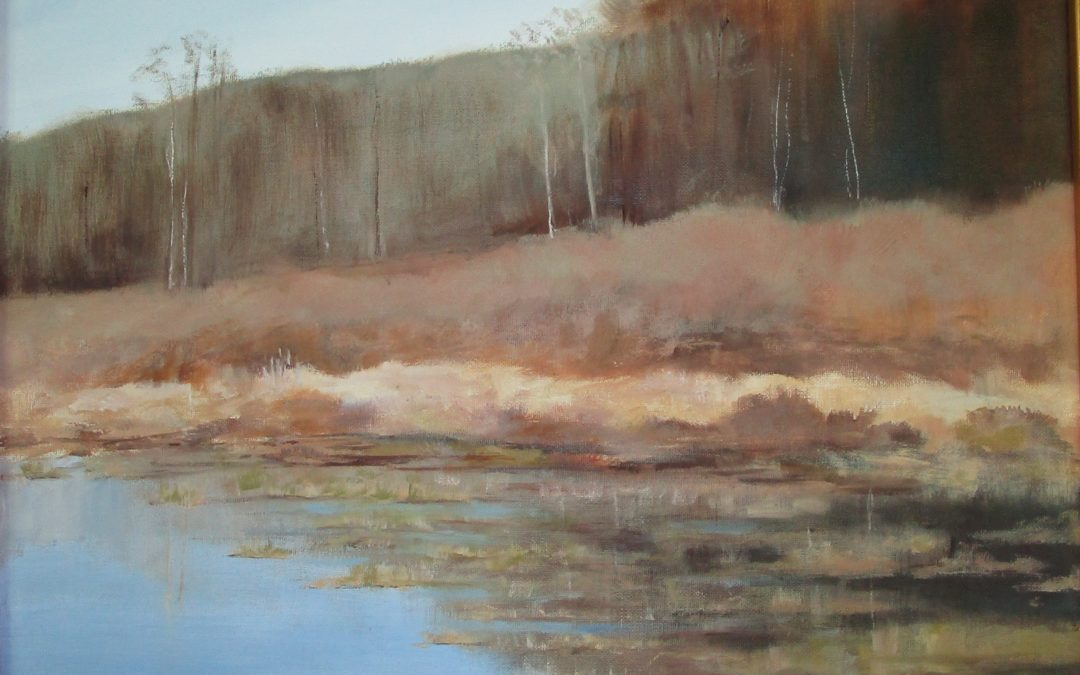 "September Gallery Show, Nancy Calicchio ""On the Edge"""