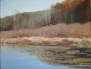 "September Gallery Show, Nancy Calicchio ""On the Edge"""