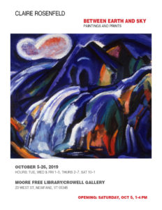 October Gallery Show: Claire Rosenfeld